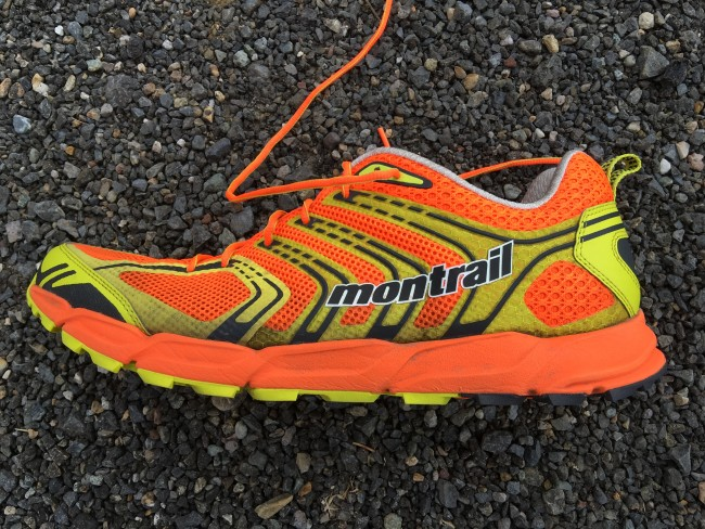 Mens Montrail Running Shoes