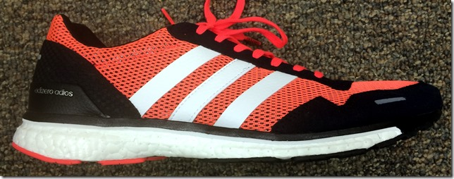 adidas adios Boost 3 Side