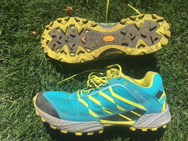 Scapa Neutron - Great all around mountain shoe with tons of protection, traction and good upper comfort.