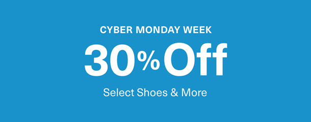 Cyber Monday Shoe Sales
