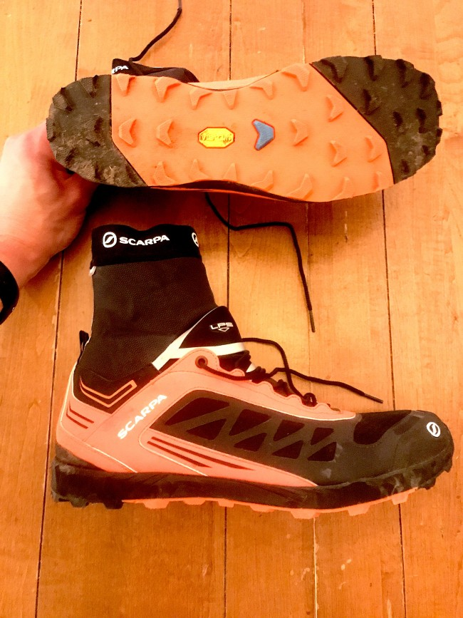 Undoubtably the best winter specific shoe design I've seen. Scarpa is on a roll in the technical mountain space.
