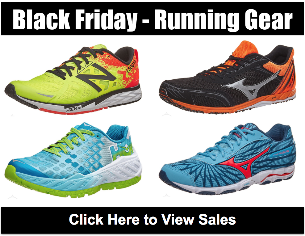 c0213ccda05 2018 Black Friday and Cyber Monday Running Shoe and Gear Deals